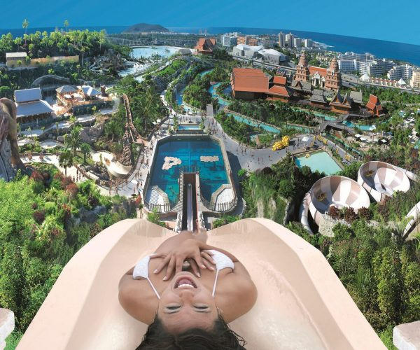 SIam Park Overview