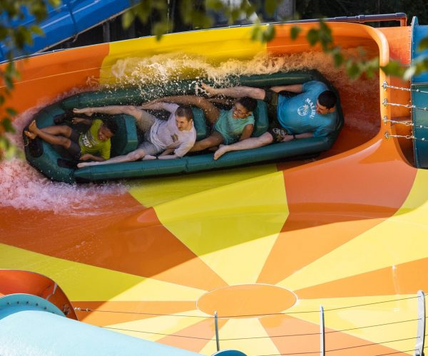 Water Country USA RocketBLAST-FlyingSAUCER