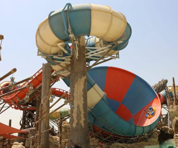 Yas Waterworld HM MAMMOTH - TORNADO 60